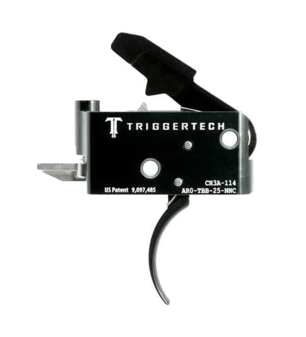 Mechanizm spustowy TriggerTech AR15 Adaptable to gwarancja świetnej pracy, dzięki konstrukcji drop-in oraz technologii ZeroCreep.