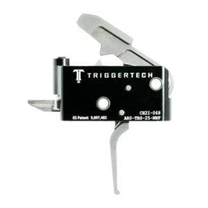 Mechanizm spustowy TRIGGERTECH Adaptable AR to gwarancja świetnej pracy, dzięki konstrukcji drop-in oraz technologii ZeroCreep.