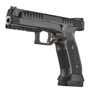 Pistolet ALIEN 500 w limitowanej serii pięciuset sztuk. ręcznie pasowany i wykańczany. Teraz dostępny w Mex Armory w bogatym zestawie.