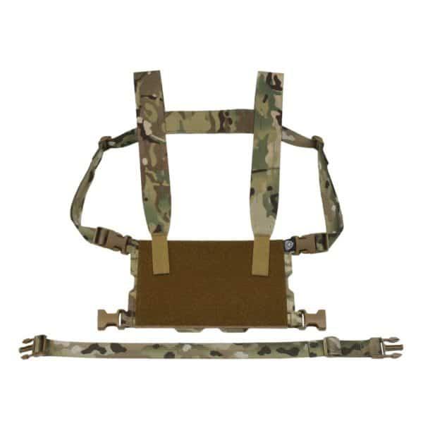 Minimalistyczny chest-rig Ferro Concepts, który skonfigurujesz wg własnych potrzeb.