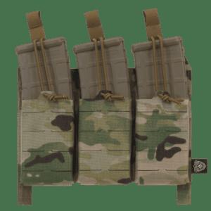 ADAPT KTAR to adapter do kamizelek oraz chest-rig'ów FERRO CONCEPTS dedykowana do przenoszenietrzech magazynków do karabinków AR.