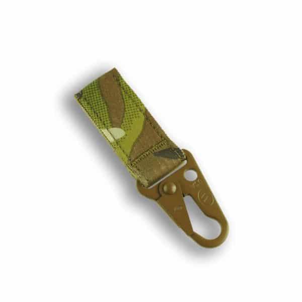 Dodatkowy uchwyt Ginger's Tactical Gear na rękawiczki taktyczne/strzeleckie, bądź różnego typu akcesoria. Dedykowany do współpracy z pasem GMB.